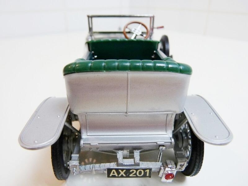 Rolls Royce Silver Ghost - 1907 - Franklin Mint Précision Models 1/18 ème Rolls_24