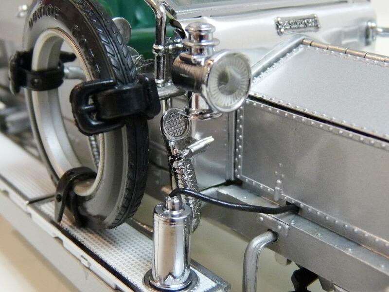 Rolls Royce Silver Ghost - 1907 - Franklin Mint Précision Models 1/18 ème Rolls_27