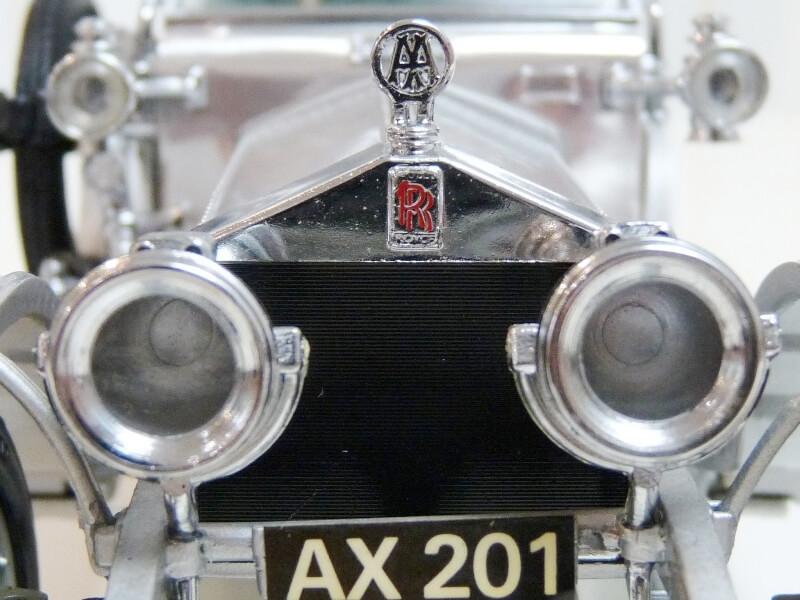 Rolls Royce Silver Ghost - 1907 - Franklin Mint Précision Models 1/18 ème Rolls_28