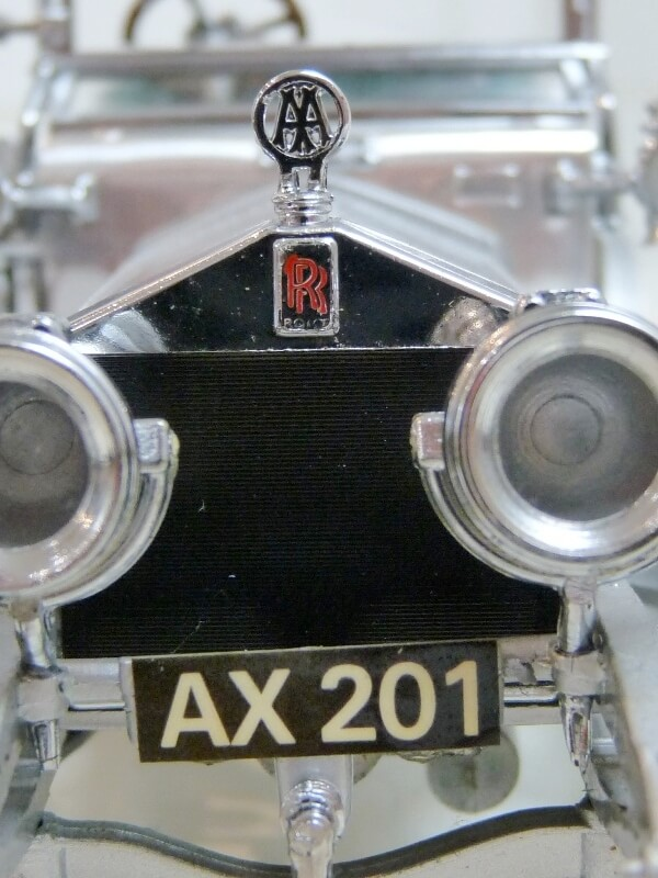 Rolls Royce Silver Ghost - 1907 - Franklin Mint Précision Models 1/18 ème Rolls_29