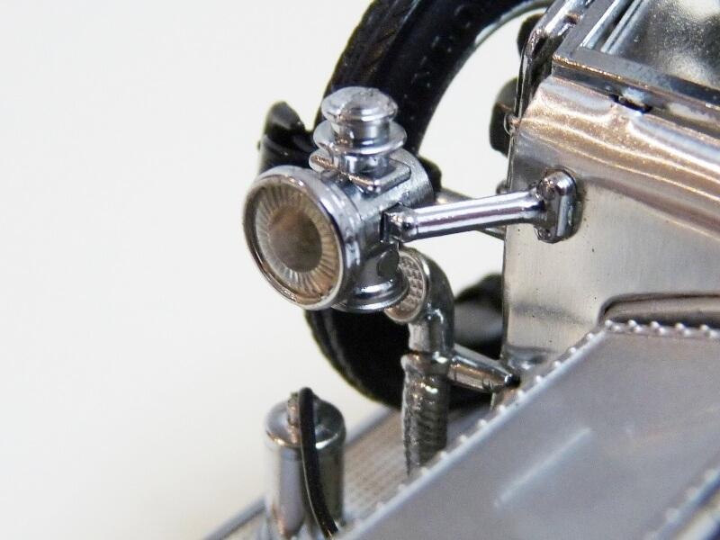 Rolls Royce Silver Ghost - 1907 - Franklin Mint Précision Models 1/18 ème Rolls_30