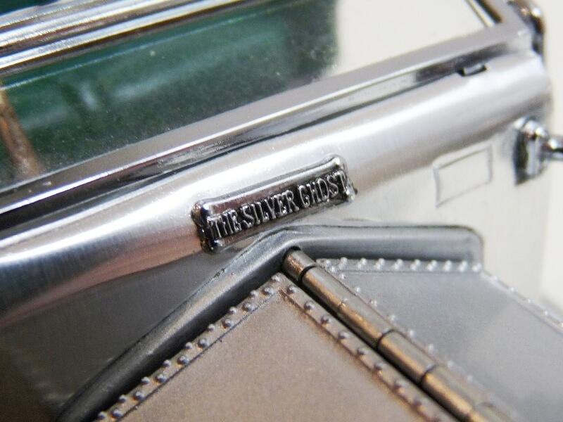 Rolls Royce Silver Ghost - 1907 - Franklin Mint Précision Models 1/18 ème Rolls_31