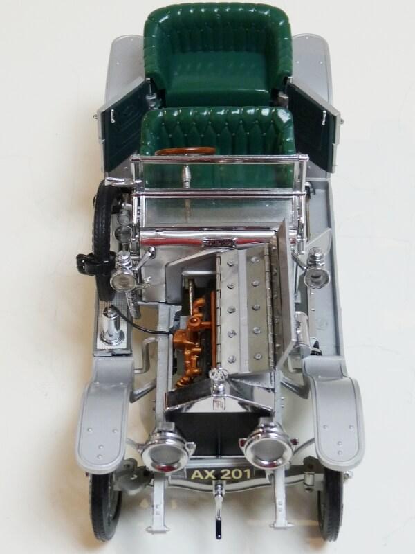 Rolls Royce Silver Ghost - 1907 - Franklin Mint Précision Models 1/18 ème Rolls_32