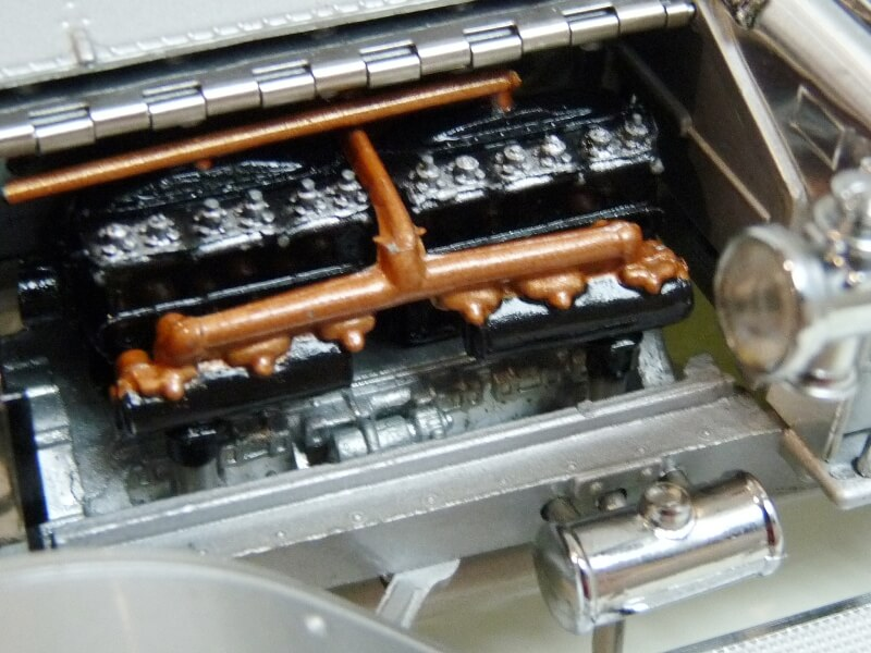 Rolls Royce Silver Ghost - 1907 - Franklin Mint Précision Models 1/18 ème Rolls_33