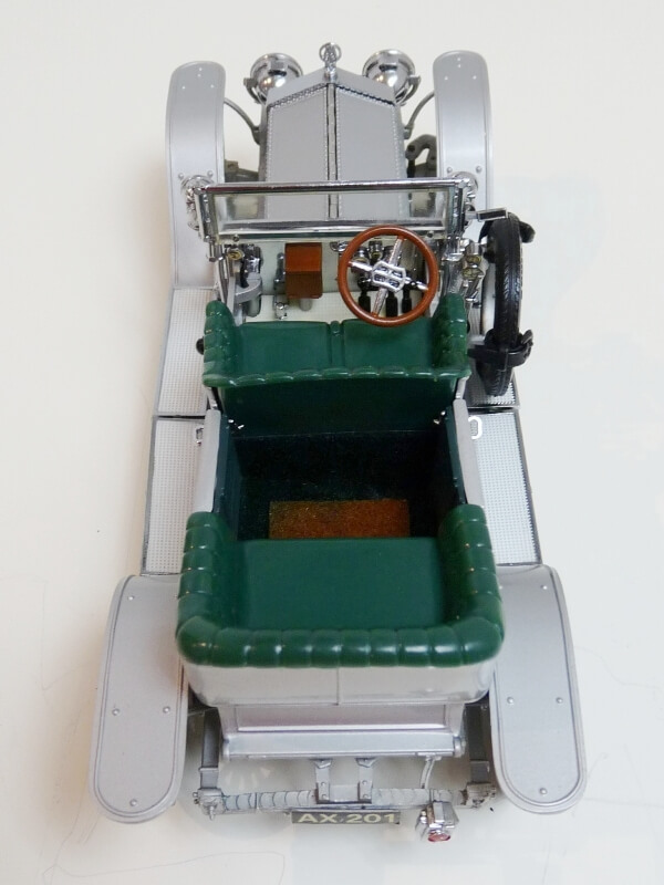 Rolls Royce Silver Ghost - 1907 - Franklin Mint Précision Models 1/18 ème Rolls_34