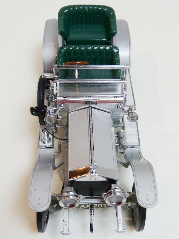 Rolls Royce Silver Ghost - 1907 - Franklin Mint Précision Models 1/18 ème Rolls_35