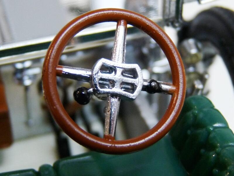 Rolls Royce Silver Ghost - 1907 - Franklin Mint Précision Models 1/18 ème Rolls_37