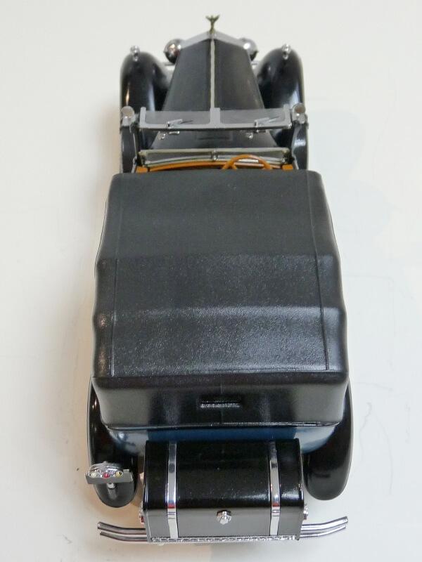 Rolls Royce Phantom I - 1929 - Franflin Mint Précision Models 1/18 ème Rolls_42