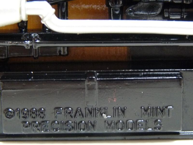 Rolls Royce Phantom I - 1929 - Franflin Mint Précision Models 1/18 ème Rolls_44