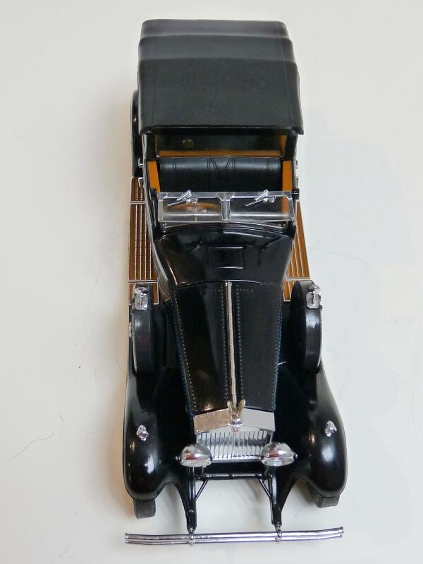 Rolls Royce Phantom I - 1929 - Franflin Mint Précision Models 1/18 ème Rolls_46