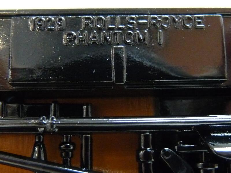 Rolls Royce Phantom I - 1929 - Franflin Mint Précision Models 1/18 ème Rolls_48