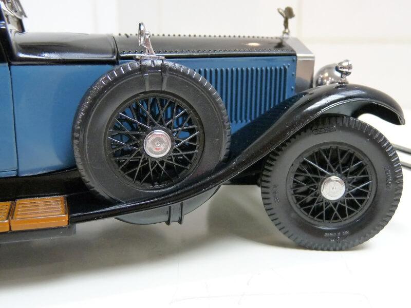 Rolls Royce Phantom I - 1929 - Franflin Mint Précision Models 1/18 ème Rolls_49