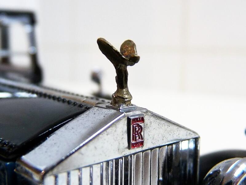 Rolls Royce Phantom I - 1929 - Franflin Mint Précision Models 1/18 ème Rolls_50