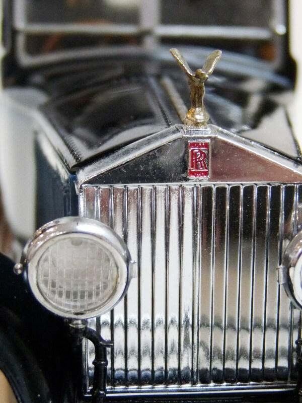 Rolls Royce Phantom I - 1929 - Franflin Mint Précision Models 1/18 ème Rolls_51