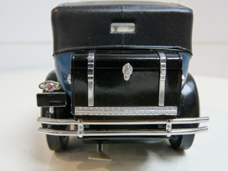 Rolls Royce Phantom I - 1929 - Franflin Mint Précision Models 1/18 ème Rolls_53