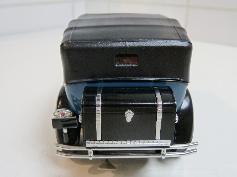 Rolls Royce Phantom I - 1929 - Franflin Mint Précision Models 1/18 ème Rolls_54