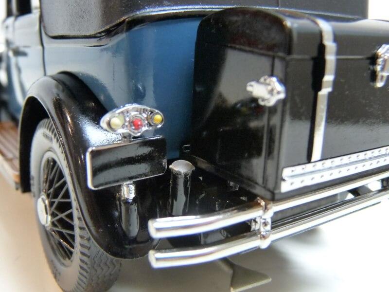 Rolls Royce Phantom I - 1929 - Franflin Mint Précision Models 1/18 ème Rolls_56