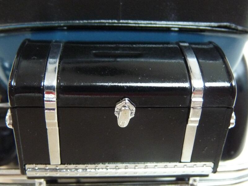 Rolls Royce Phantom I - 1929 - Franflin Mint Précision Models 1/18 ème Rolls_59