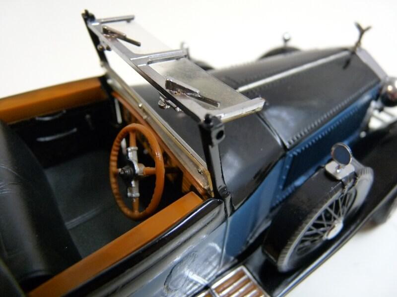 Rolls Royce Phantom I - 1929 - Franflin Mint Précision Models 1/18 ème Rolls_61