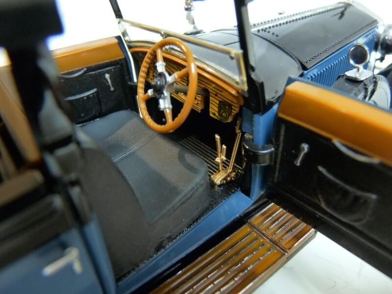 Rolls Royce Phantom I - 1929 - Franflin Mint Précision Models 1/18 ème Rolls_64