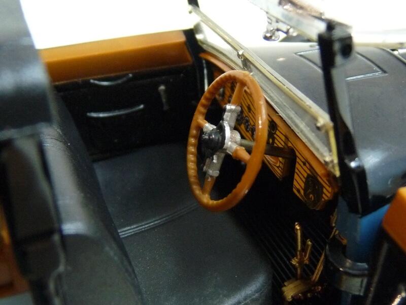 Rolls Royce Phantom I - 1929 - Franflin Mint Précision Models 1/18 ème Rolls_67