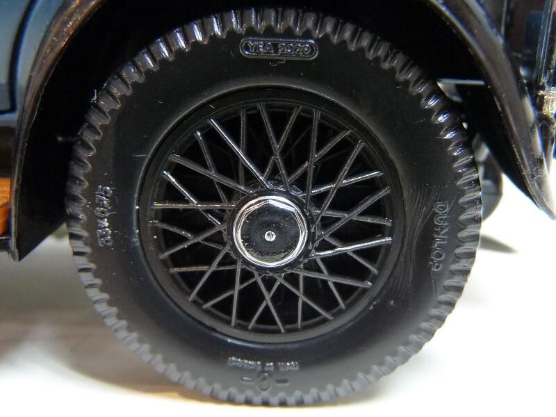 Rolls Royce Phantom I - 1929 - Franflin Mint Précision Models 1/18 ème Rolls_68
