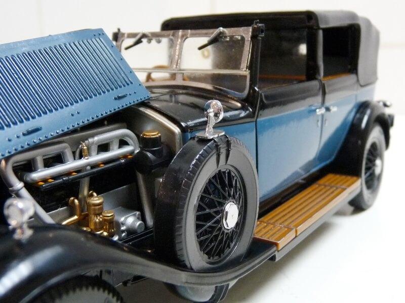 Rolls Royce Phantom I - 1929 - Franflin Mint Précision Models 1/18 ème Rolls_69
