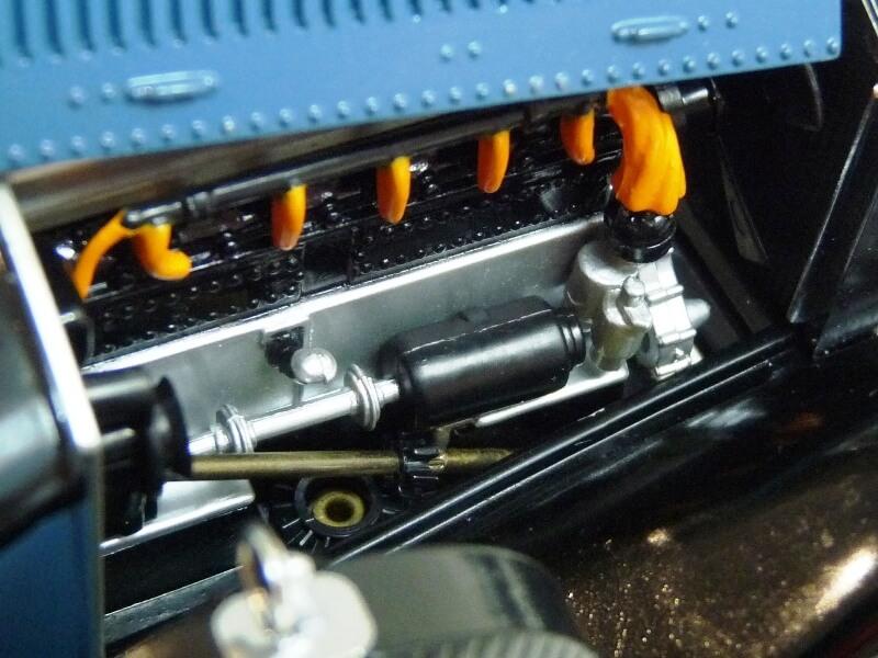 Rolls Royce Phantom I - 1929 - Franflin Mint Précision Models 1/18 ème Rolls_70
