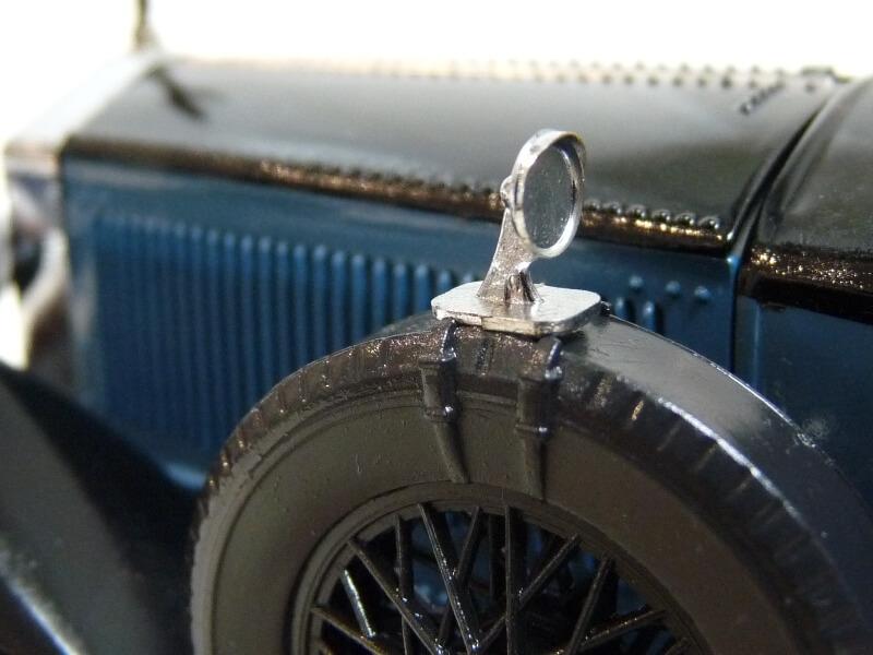 Rolls Royce Phantom I - 1929 - Franflin Mint Précision Models 1/18 ème Rolls_73