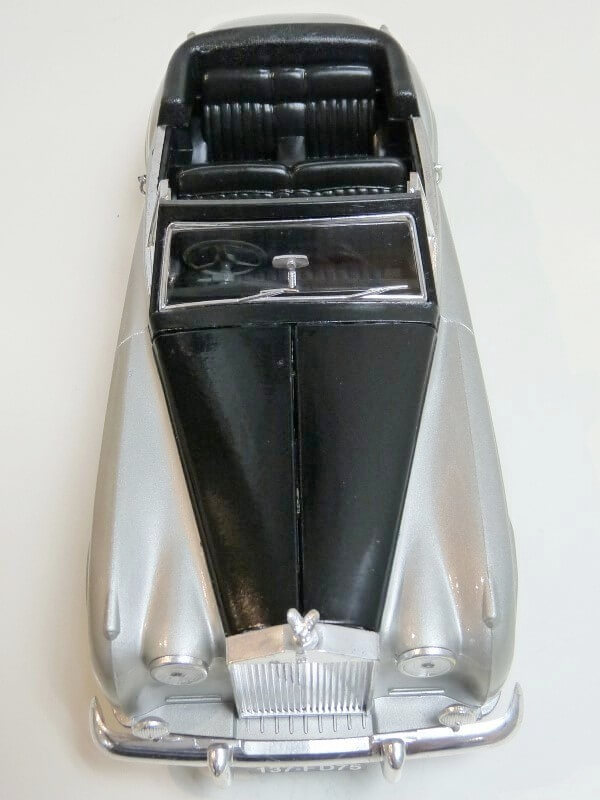 Rolls Royce Silver Cloud II Cabriolet - 1961 - Solido 1/20 ème Rolls_81