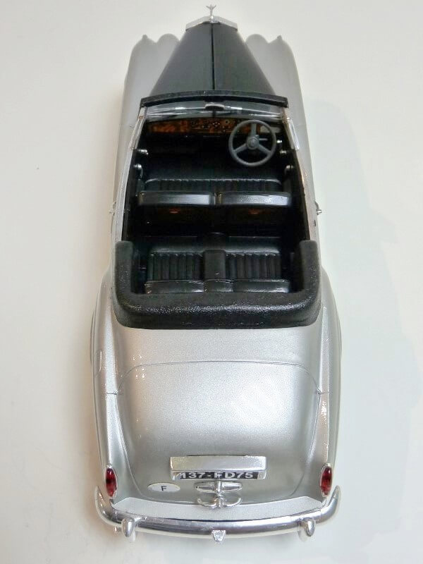 Rolls Royce Silver Cloud II Cabriolet - 1961 - Solido 1/20 ème Rolls_83