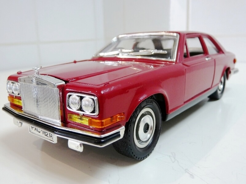 Rolls Royce Camargue - 1976 - Solido 1/22 ème Rolls_88