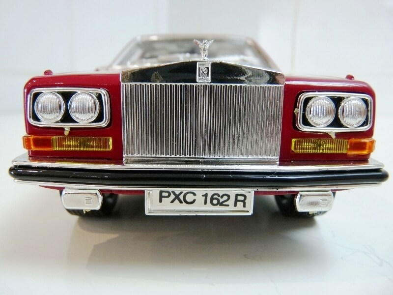 Rolls Royce Camargue - 1976 - Solido 1/22 ème Rolls_90