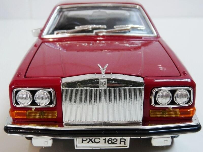 Rolls Royce Camargue - 1976 - Solido 1/22 ème Rolls_91