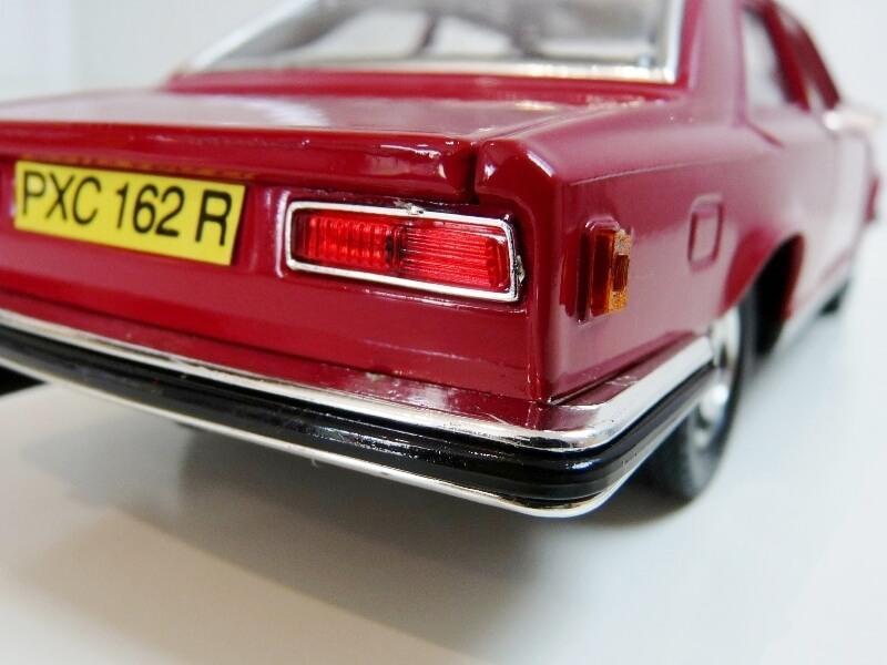 Rolls Royce Camargue - 1976 - Solido 1/22 ème Rolls_96