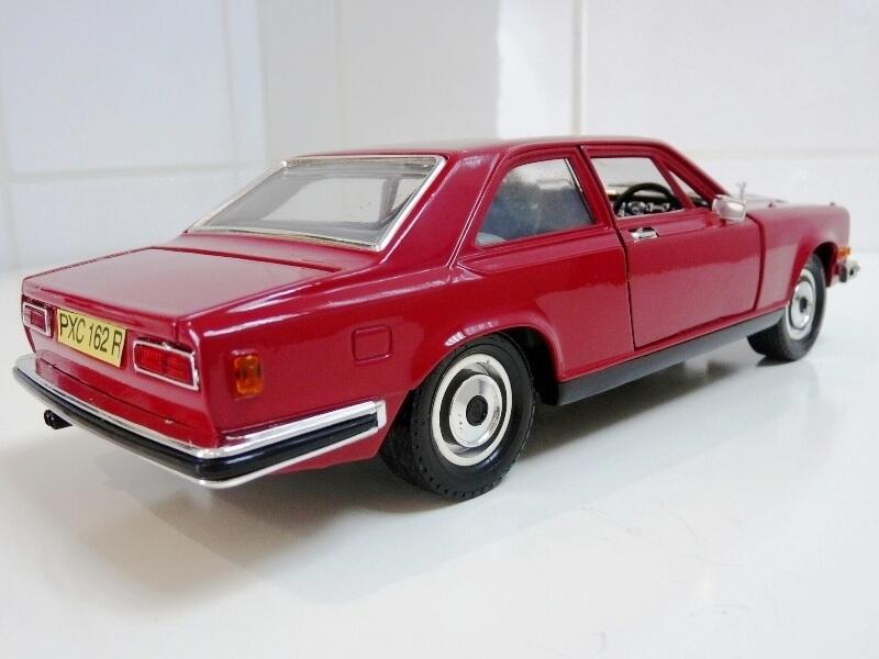Rolls Royce Camargue - 1976 - Solido 1/22 ème Rolls_98