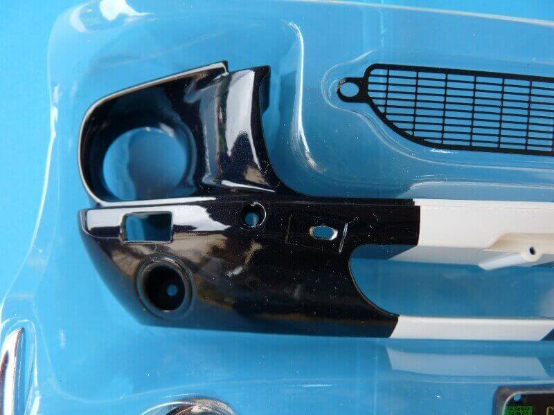 Shelby GT500 - 1967 - 1/8ème - Kit métal - Fascicules Altaya She00011