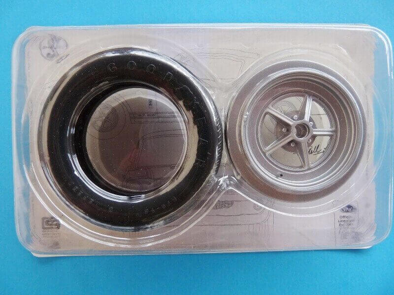 Shelby GT500 - 1967 - 1/8ème - Kit métal - Fascicules Altaya She00312