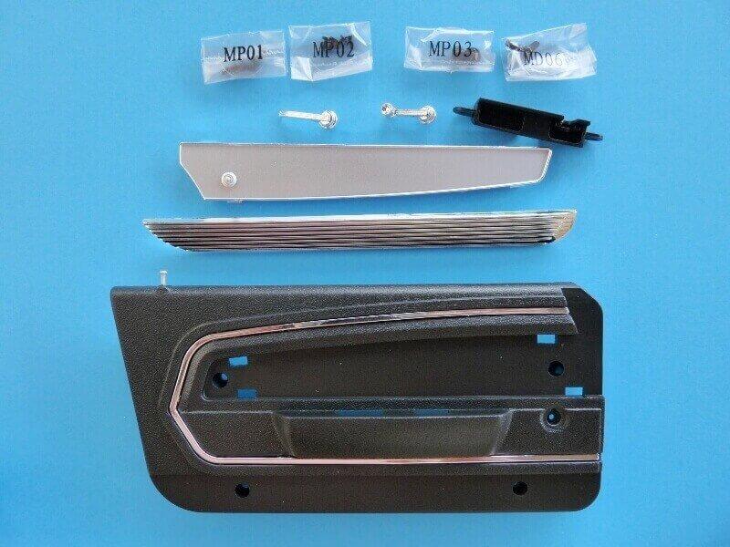 Shelby GT500 - 1967 - 1/8ème - Kit métal - Fascicules Altaya - Page 2 She00514