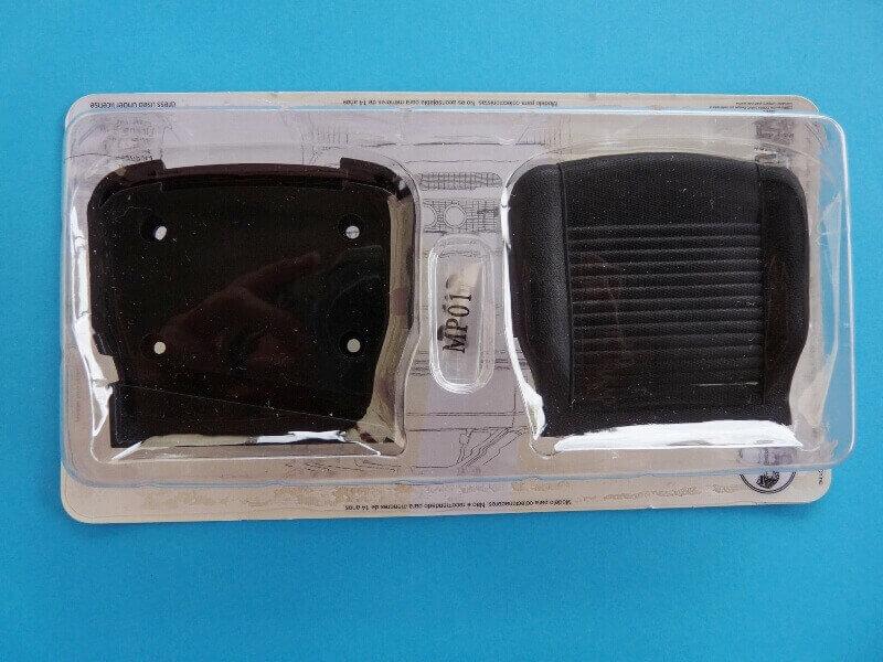 Shelby GT500 - 1967 - 1/8ème - Kit métal - Fascicules Altaya - Page 2 She00616
