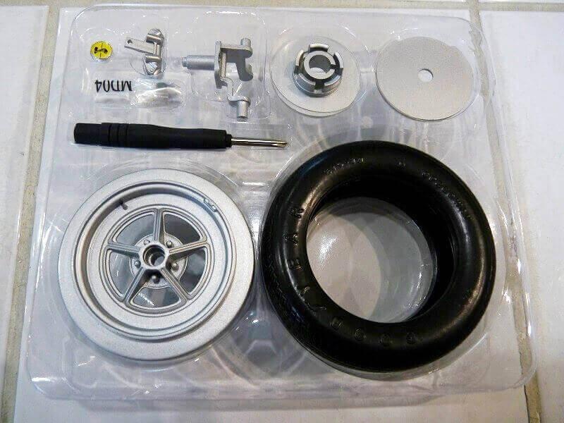 Shelby GT500 1967 - Kit fascicules Altaya - Modifications des pièces Shel_210