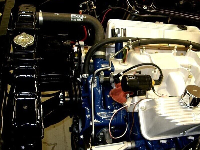 Shelby GT500 1967 - Kit fascicules Altaya - Modifications des pièces Shel_517