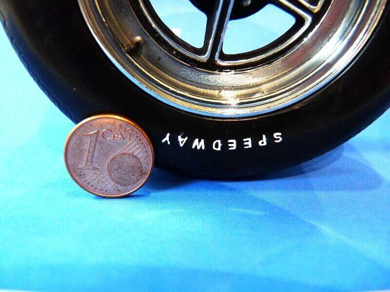 Shelby GT500 1967 - Kit fascicules Altaya - Modifications des pièces Shel_810