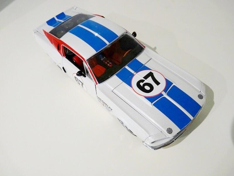 Shelby 500 GT KR - 1968 - Jada Toy 1/18 ème Shelby33