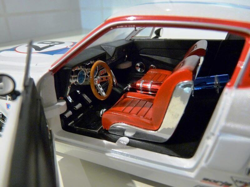 Shelby 500 GT KR - 1968 - Jada Toy 1/18 ème Shelby34