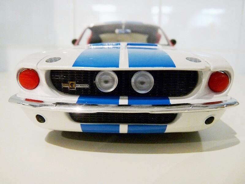 Shelby 500 GT KR - 1968 - Jada Toy 1/18 ème Shelby37