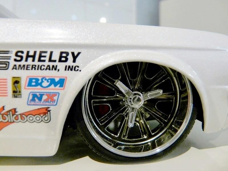 Shelby 500 GT KR - 1968 - Jada Toy 1/18 ème Shelby41