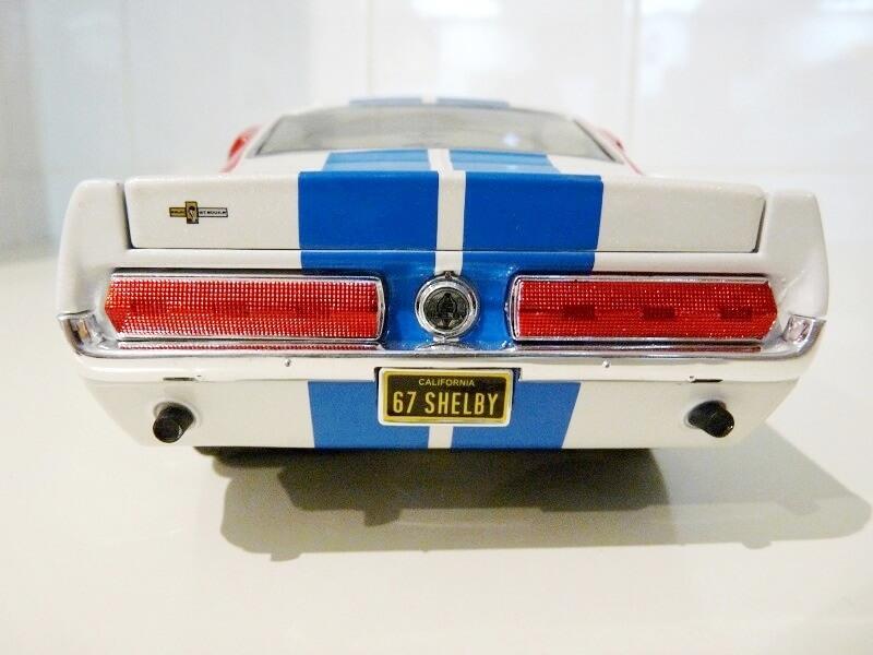 Shelby 500 GT KR - 1968 - Jada Toy 1/18 ème Shelby43