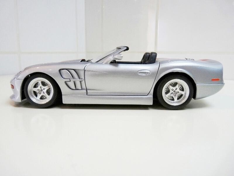 Shelby Série I - 1999 - BBurago 1/18 ème Shelby44
