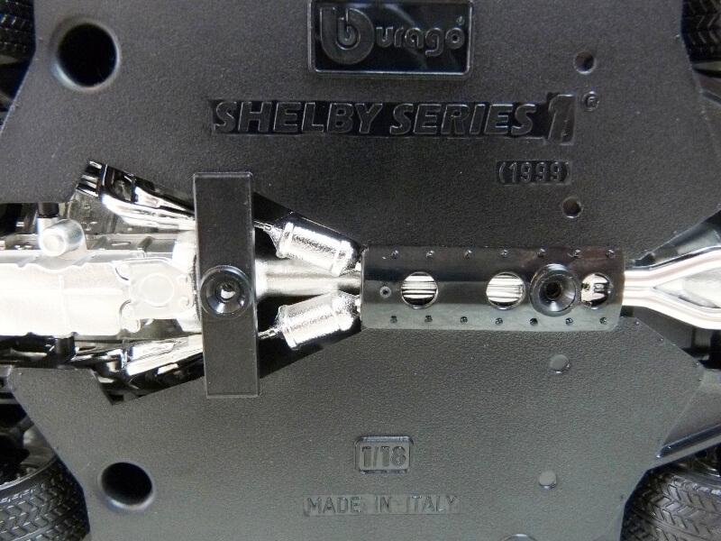 Shelby Série I - 1999 - BBurago 1/18 ème Shelby48
